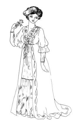 teagown